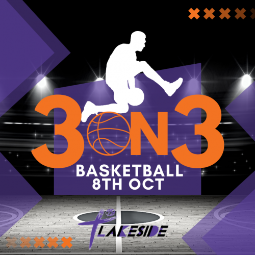 2021 October 3 on 3 Tournament